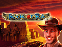 Играть в азартную игру Book of Ra Deluxe