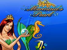 Игровой автомат Mermaid's Pearl играть