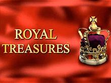 Игровой слот Royal Treasures
