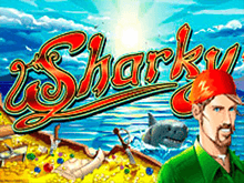 Sharky играть онлайн