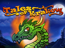 Игровой автомат Tales Of Krakow играть