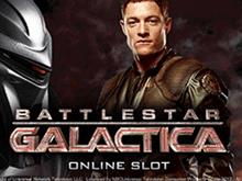 Играть в азартную игру Battlestar Galactica