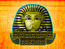 Игровой автомат Pharaoh Bingo играть