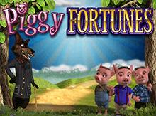 Игровой автомат Piggy Fortunes играть