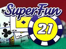 Играть Super Fun 21 онлайн