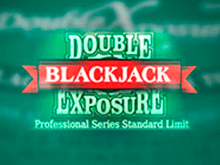 Double Exposure Blackjack Pro Series – игровой автомат