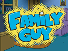 Игровой автомат Family Guy играть