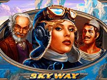 Играть Sky Way онлайн