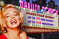 Играть в азартную игру Marilyn Monroe