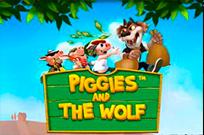 Игровой аппарат Piggies and the Wolf