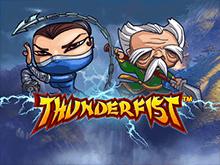 Игровой слот Thunderfist