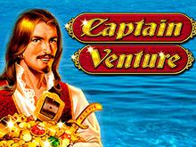 Играть в азартную игру Captain Venture