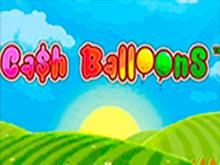 Cash Balloons играть онлайн