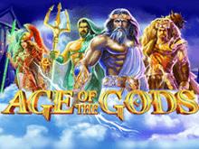 Age Of The Gods – игровой автомат