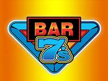 Игровой автомат Bar 7's играть
