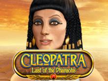 Играть в азартную игру Cleopatra - Last Of The Pharaohs