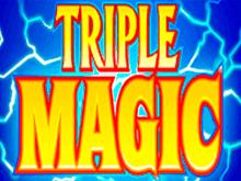 Играйте онлайн в слот Microgaming Тройная Магия