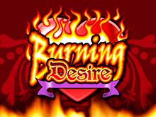 Burning Desire – игровой онлайн-автомат от компании Микрогейминг
