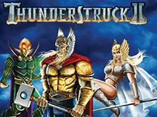 Играть в Thunderstruck II в интернет-казино от разработчика