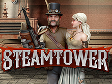 Слот Steam Tower