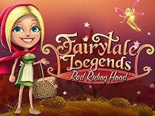 Слот FairyTale Legends: Red Riding Hood